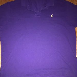 Polo by Ralph Lauren Shirts - Ralph Lauren Polo Purple Polo